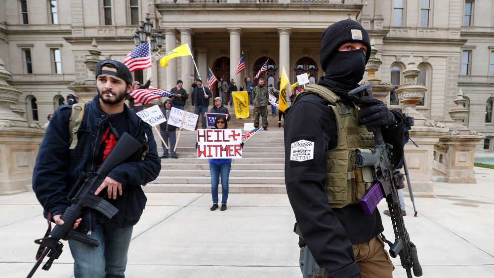 The Rise of Right-Wing Extremism